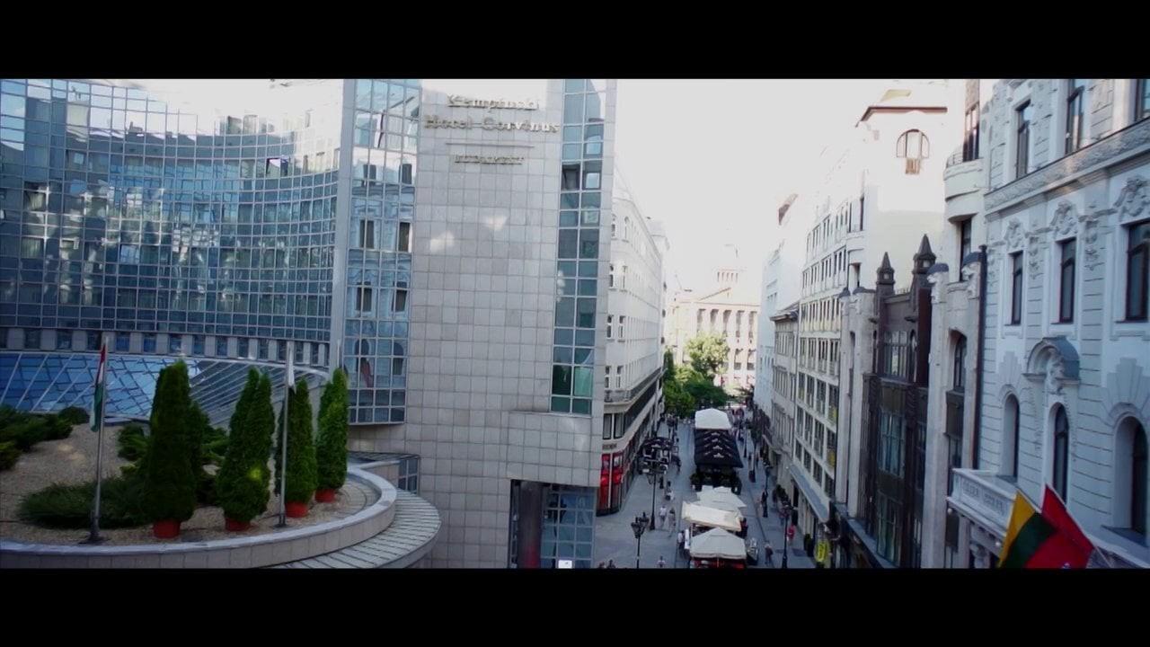 Kempinski - Hôtel Corvinius Budapest
