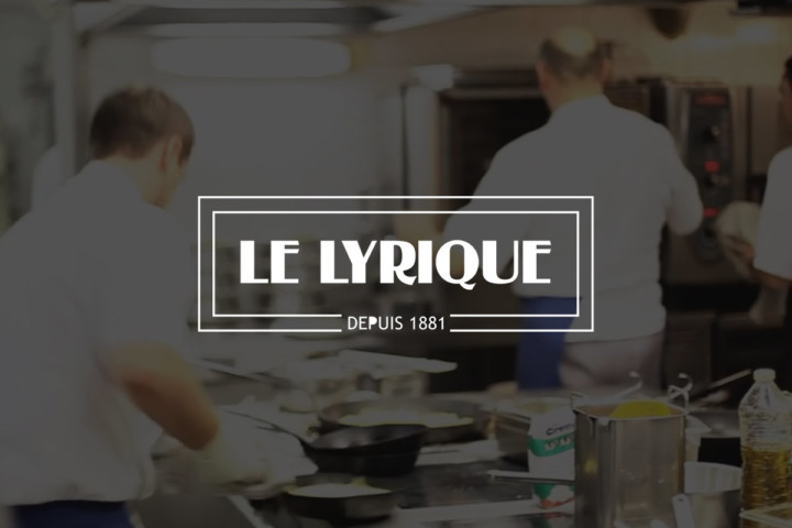 Restaurant le Lyrique